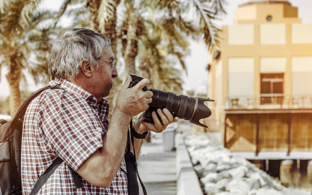 Turismo y gente de edad avanzada, presente y futuro